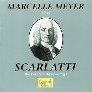 Marcelle Meyer Plays Scarlatti