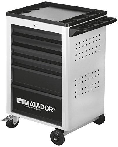 MATADOR-Quadro-Werkstattwagen-leer-600-x-450-x-950-mm-8162-0020