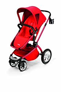 Maxi-Cosi 00CV162INT Foray LX Urban Stroller (Intense Red)