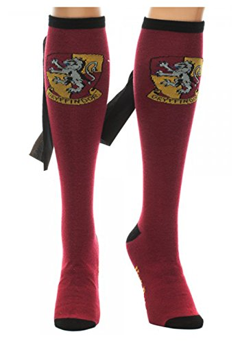 Harry Potter Gryffindorf Crew Socks With Cape