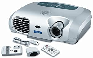 Epson PowerLite S1+ Multimedia LCD Video Projector