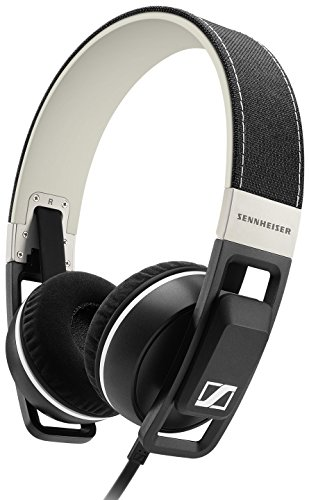Sennheiser Urbanite Galaxy On-Ear Headphones - Black