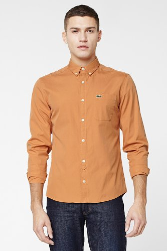 L!VE Long Sleeve Button Down Woven Shirt
