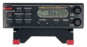 Uniden BCT7 Beartracker Mobile Warning Scanner (Discontinued by Manufacturer)