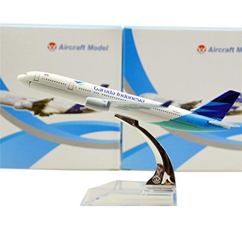 Garuda Indonesia Airbus 330 16cm Metal Airplane Models Child Birthday Gift Plane Models Home Decoration (Garuda Indonesia Die Cast compare prices)
