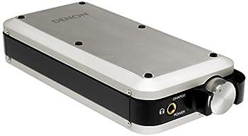 DENON ポータブルヘッドホンアンプ USB-DAC搭載 ハイレゾ対応 プレミアムシルバー DA-10SPEM