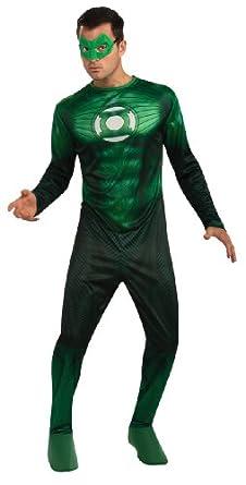 green lantern hal jordan costume adult sized. Black Bedroom Furniture Sets. Home Design Ideas