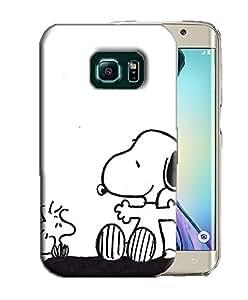 PrintFunny Designer Printed Case For SamsungS6Edge