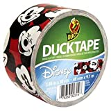 Disney-Licensed Tape - Mickey Mouse - Easy Tear - 6 / Case