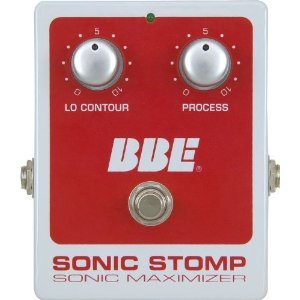 Black Friday Deal on the BBE Sonic Stomp!