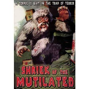 Shriek of Mutilated [DVD] [Region 1] [US Import] [NTSC]