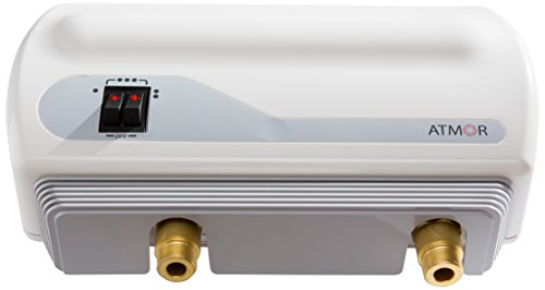Atmor At-900-10 Tankless Electric Instant Water Heater, 10.5 Kw/240V