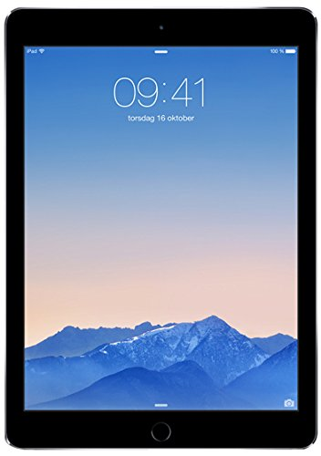 Apple iPad Air 2 WiFI 64GB SpaceGrey, MGKL2KN_A (EU plug)