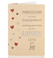 Flitter Sentiment Engagement Card