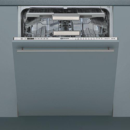 Bauknecht BIO 3T333 DELM Geschirrspüler Vollintegriert, A+++, 60 cm, 237 kWh/Jahr, 14 MGD, 2660 L/Jahr, leise mit 43 dB, Power-Clean, Power-Dry, Option Multizone