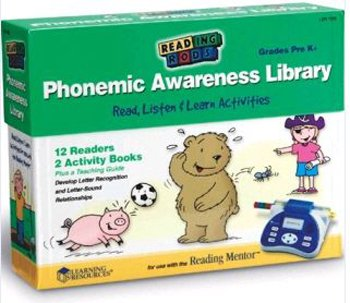 Reading Mentor Phonemic Awareness Library