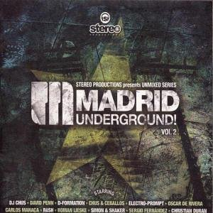 Dj Chus - Madrid Underground - Zortam Music
