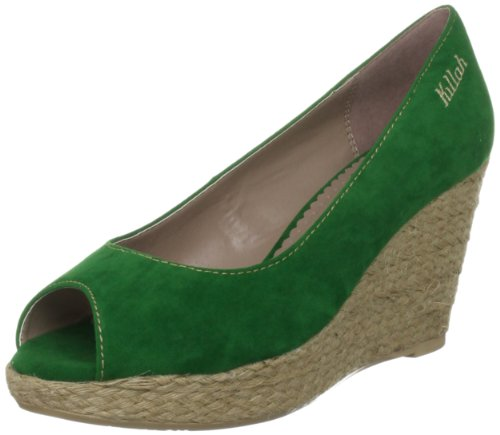 Killah Women's Erina Green Open Toe M00759-MI9445-E03720 4 UK, 37 EU