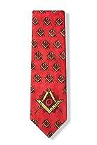 Red Microfiber Tie | Mason - Master Necktie