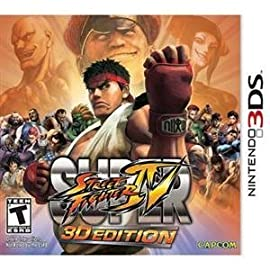 Super Street Fighter IV: 3D Edition - Nintendo 3DS Game
