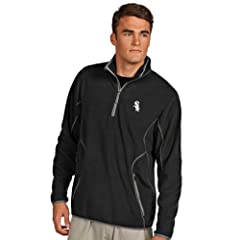 MLB Chicago White Sox Mens Ice Pullover by Antigua