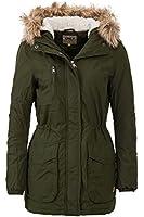 ONLY Women's London Cotton Coat Otw Bb Long Sleeve Coat