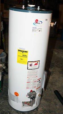 cheap rheem fury 42v5036pf 50 gallon residential propane gas water heater btuh