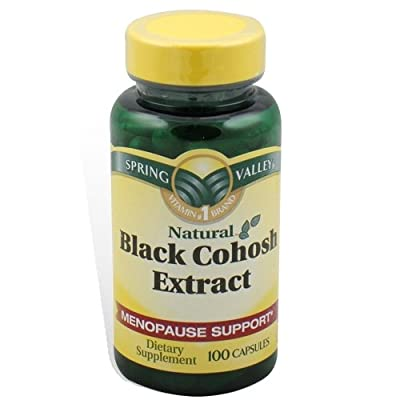 Spring Valley - Black Cohosh Extract, 100
