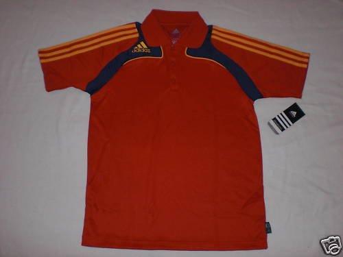 adidas Trofeo Herren Polo Shirt Gr.4