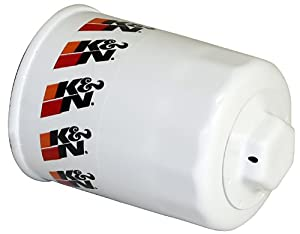K&N HP-1010 Performance Wrench-Off Oil Filter by K&N