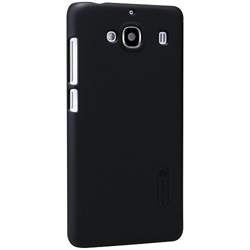 Sgc Nillkin Super Frosted Shield Hard Back Cover Case For Xiaomi Redmi 2 With free screen Guard - Black