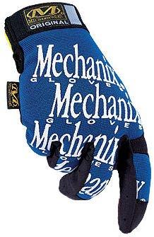 Mechanix Wear MG-03-008 Blue Small Gloves