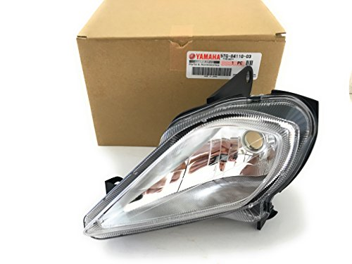 Yamaha Raptor 700, 350, YFZ 450, YFZ450, Wolverine Left Headlight (2012 Yfz 450 Headlight compare prices)