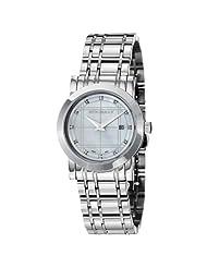Burberry Women's BU1370 Heritage Stainless Steel Bracelet Watch