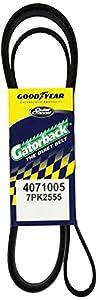 Goodyear 4071005 Gatorback Poly-V Belts