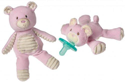 Mary Meyer Thready Teddy Bear Set, Girl front-767449