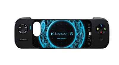 LOGICOOL G550 パワーシェル コントローラ + バッテリー 【聖剣伝説RISE of MANA, ファイナルファンタジーIII対応】