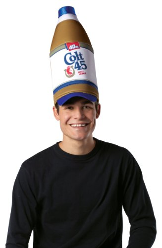 rasta-imposta-colt-45-40-oz-bottle-hat-multi-one-size