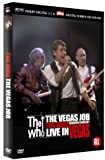 The Who - The Vegas Job packshot