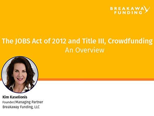 Breakaway Funding an Equity Crowdfunding Platform - Season 1