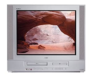 RCA 20F500TDV 20-Inch Flat Screen TV/DVD/VCR Combo