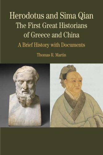 Herodotus and Sima Qian: The First Great Historians of...