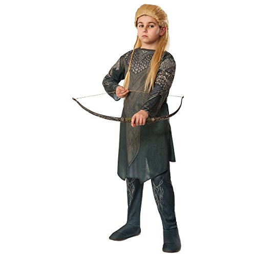 [GSG Legolas Costume Kids ` Halloween Fancy Dress] (Legolas Halloween Costume)