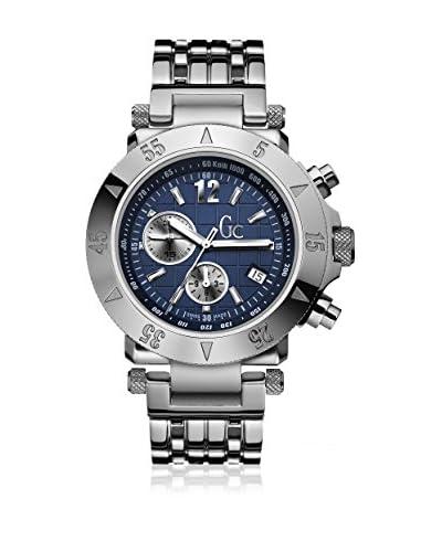 Guess Reloj de cuarzo Man I44502G1 Plateado 45 mm