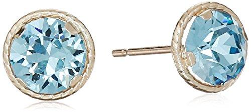 10k-yellow-gold-swarovski-aquamarine-crystal-earrings