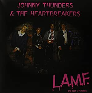 L.A.M.F. The Lost '77 Mixes. 180Gsm. Gatefold S