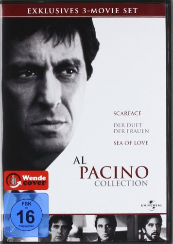 Al Pacino Collection [3 DVDs]