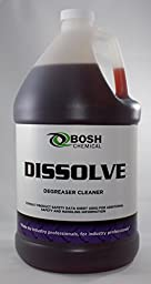 Dissolve Degreaser Concentrate