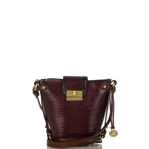 Oxford Crossbody<br>Tri-Texture