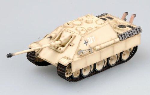 Easy Model 1:72 - Jagdpanther - s.Pz.JgAbt.654 France Autumn 1944 - EM36243